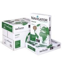 Hartie pentru copiator A4 80g/mp 500coli/top alba Navigator