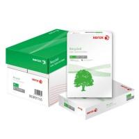 Hartie pentru copiator reciclata A4 80g/mp 500coli/top alba Xerox Business Recycled