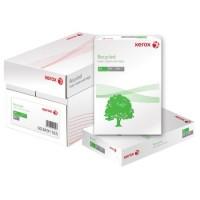Hartie pentru copiator reciclata A4 80g/mp 500coli/top alba Xerox Business Recycled+